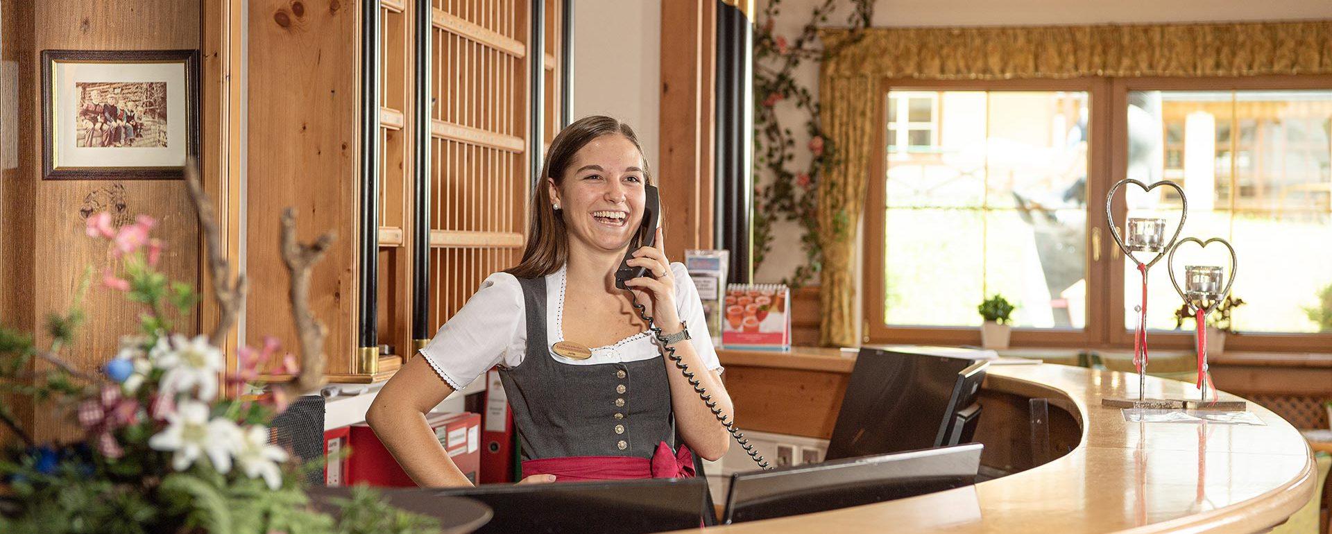 Gastgeber & Team im Hotel Zauchensee Zentral