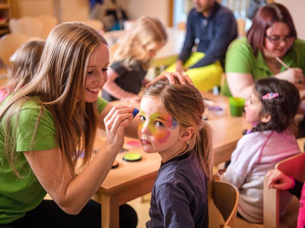 Kindererlebnis im Hotel Zauchensee Zentral