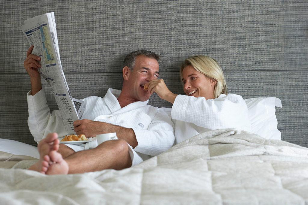 Morgenpost & Tageszeitungen - Inklusivleistungen im Hotel Zauchensee Zentral