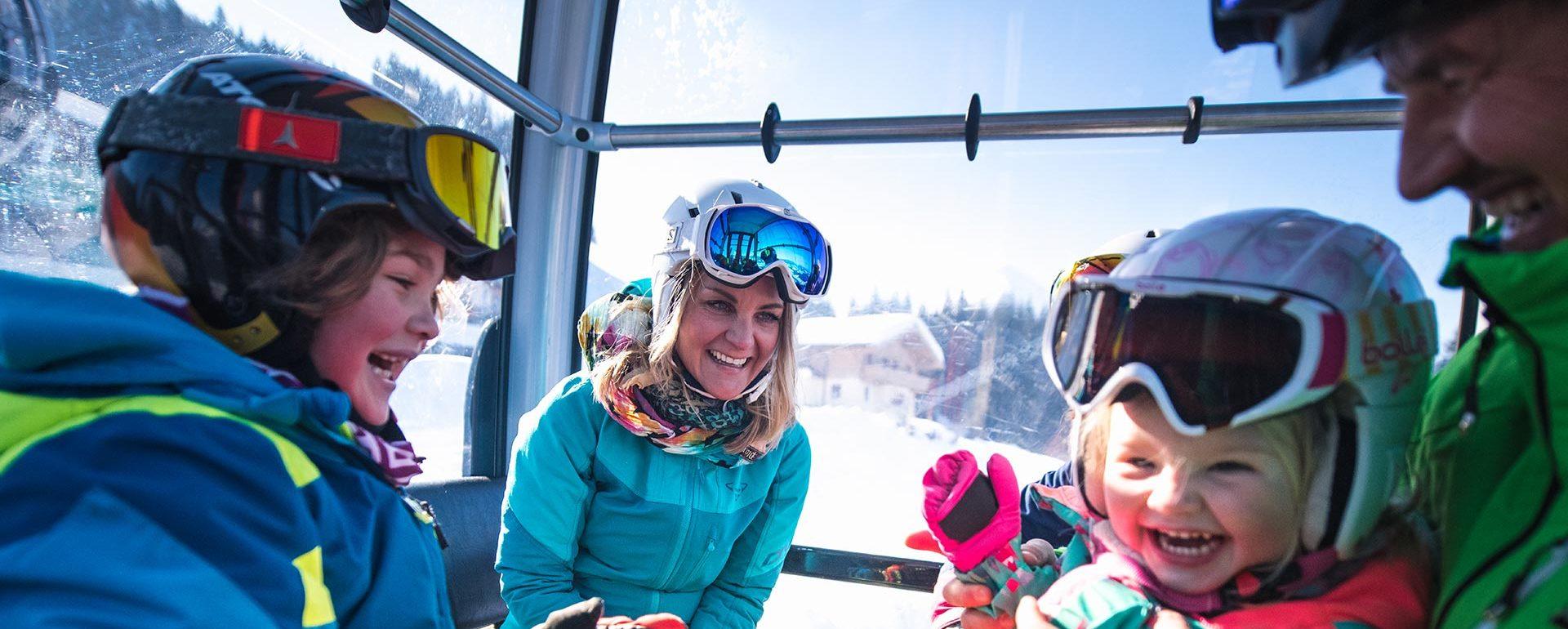 Pauschalen Skiurlaub Zauchensee