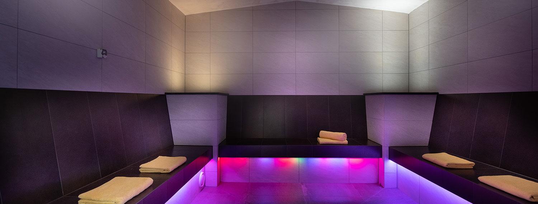 Sauna im Hotel in Zauchensee