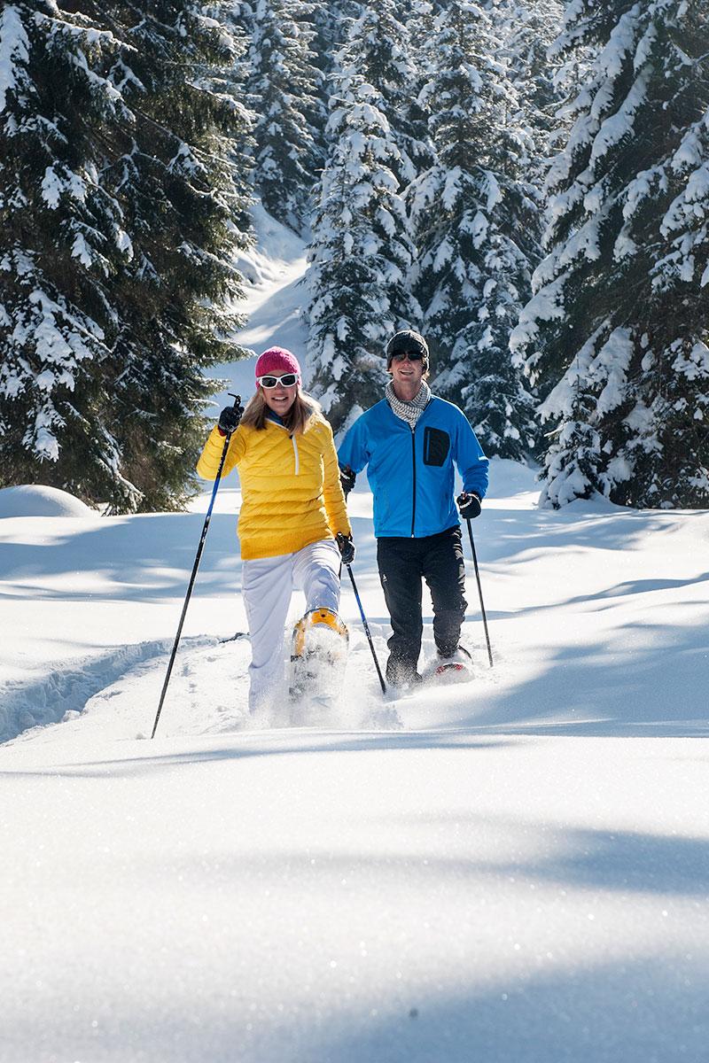 Schneeschuhwandern in Altenmarkt-Zauchensee