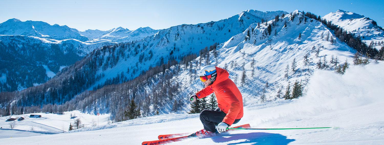 Skifahren - Skiurlaub in Zauchensee