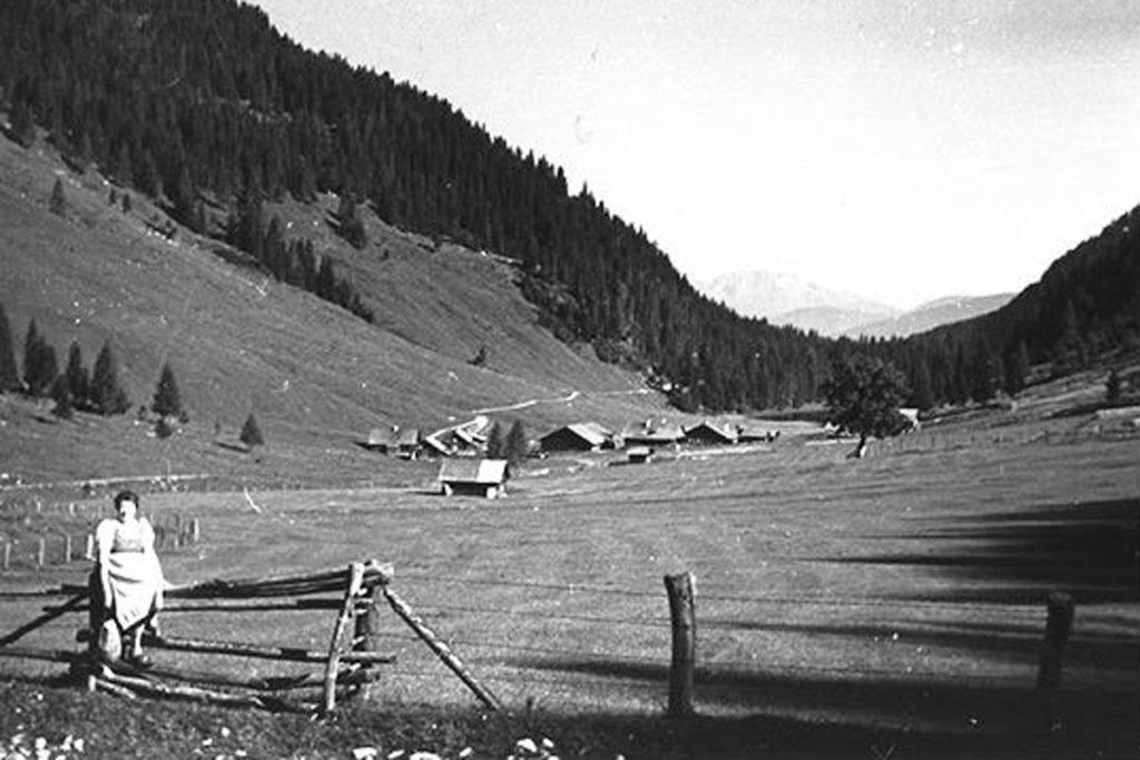 Zauchensee in der Salzburger Sportwelt früher
