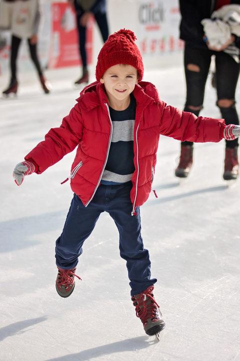 Eislaufen in Altenmarkt-Zauchensee