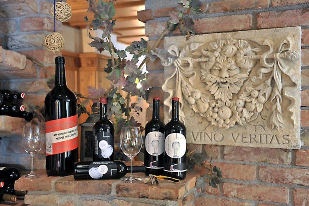 Weltmeister-Cuvee vom Weingut Pimpel